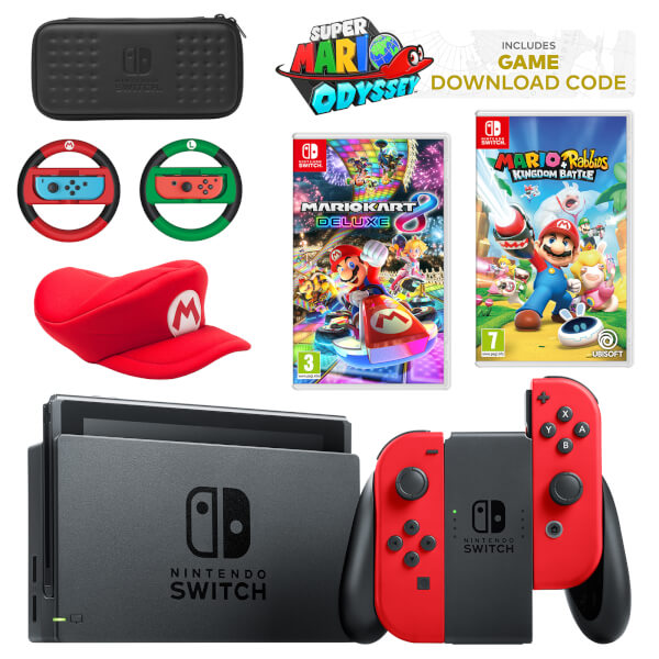 nintendo switch super mario triple pack nintendo official uk store. Black Bedroom Furniture Sets. Home Design Ideas