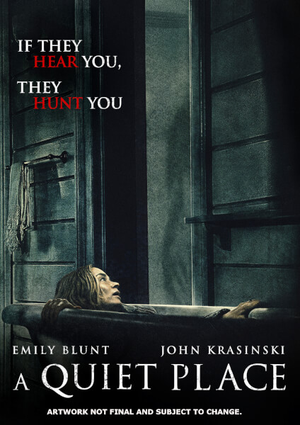 A Quiet Place Dvd Zavvi