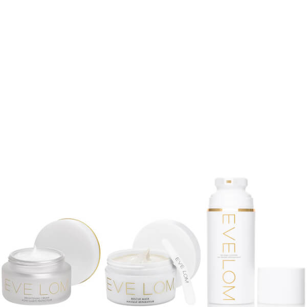 Eve Lom SOS Essentials Set (Worth £115)