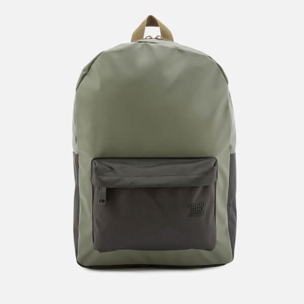 Herschel Supply Co. Men's Winlaw Backpack - Beetle/Black/Gothic Olive
