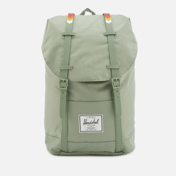 d6bf48bc41a6 Herschel Supply Co. Men s Retreat Backpack - Shadow Chevron  Image 1