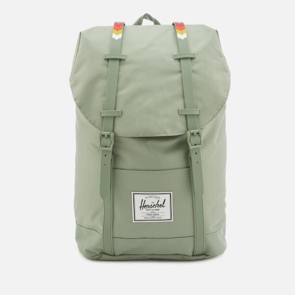Herschel Supply Co. Men s Retreat Backpack - Shadow Chevron  Image 1 2ab5a3d897187