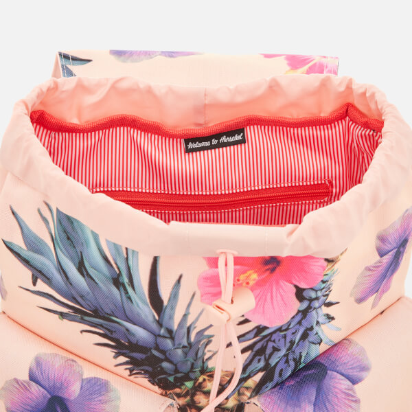 9df39ddb035 Herschel Supply Co. Men s Dawson Extra Small Backpack - Peach Pineapple Tan   Image