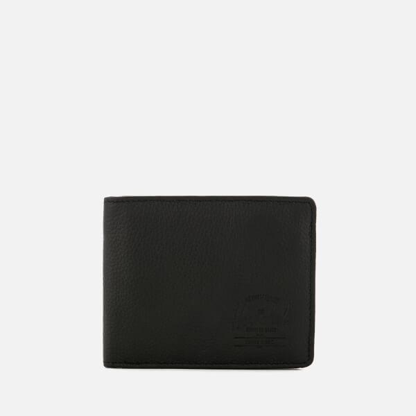 Herschel Supply Co. Men's Hank Leather Wallet - Black