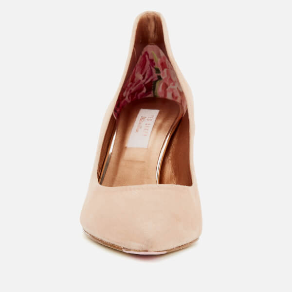 bc96f0b428cb TED BAKER. TED BAKER WOMEN S SAVIO 2 SUEDE COURT SHOES ...