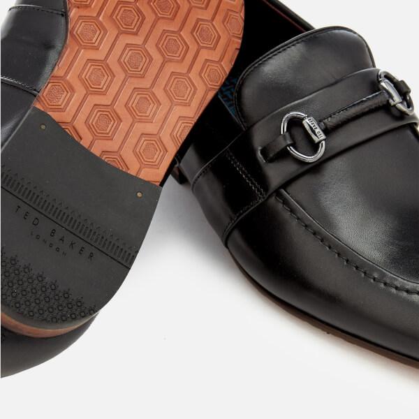 05ca4f467b703 Ted Baker Men s Daiser Leather Loafers - Black  Image 4