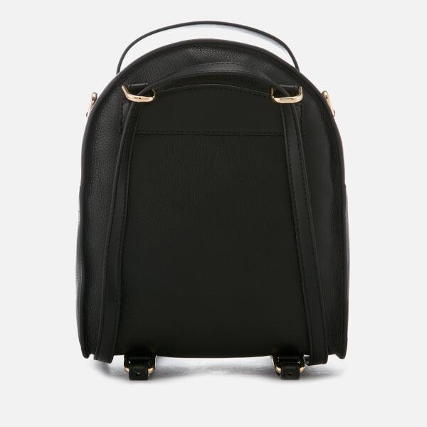 881277b4c5 MICHAEL MICHAEL KORS Women s Jessa Small Convertible Backpack - Black   Image 2