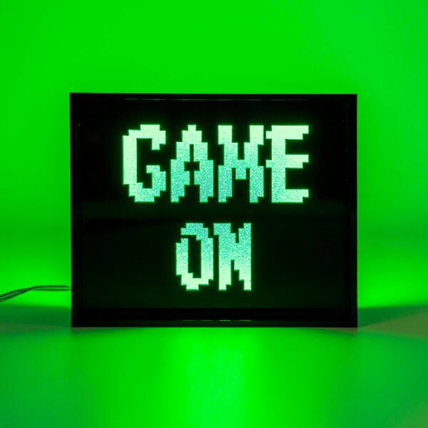 Game On LED Light