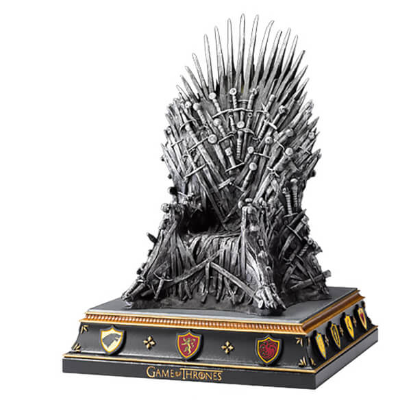 Game of Thrones The Iron Throne Bookends