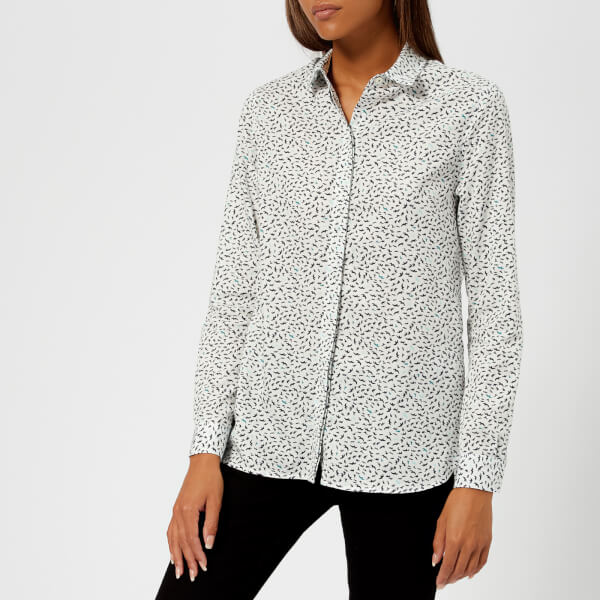 Barbour Women's Hustanton Shirt - Off White