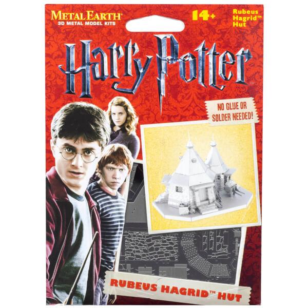 Harry Potter Hagrid's Hut Construction Kit