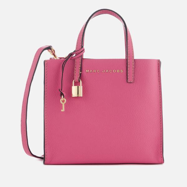 Marc Jacobs Women's Mini Grind Tote Bag - Vivid Pink