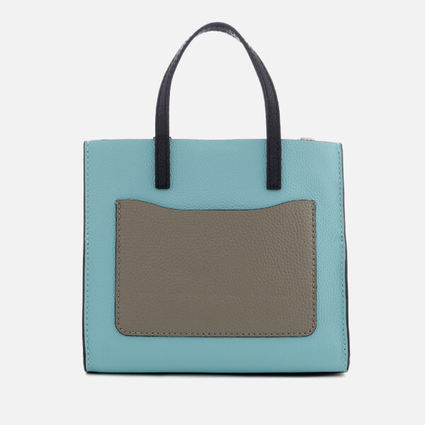 Marc Jacobs Women S Mini Grind Tote Bag Baby Blue