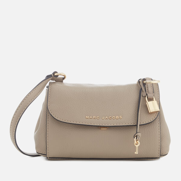 4a4887facdd0 Marc Jacobs Women s Mini Boho Grind Bag - Light Slate  Image 1
