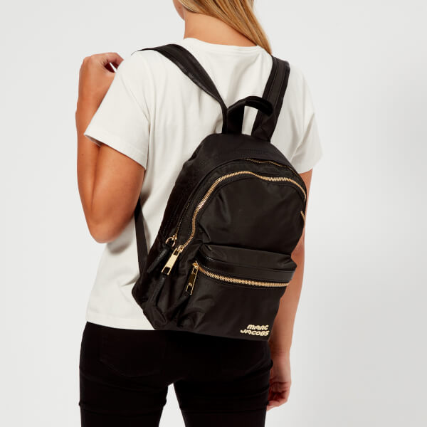 2031651fdef9 Marc Jacobs Women s Medium Backpack - Black  Image 3