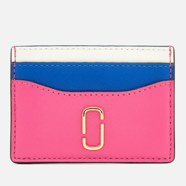 Marc Jacobs Women's Snapshot Card Case - Vivid Pink: Image 01