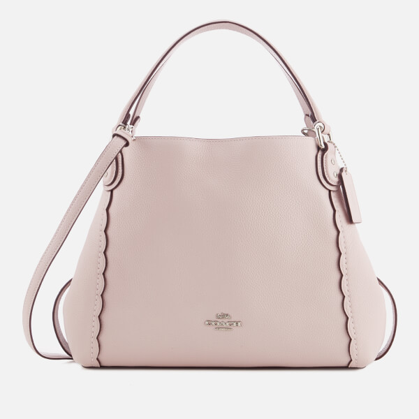 Coach Women's Edie 28 Shoulder Bag   Ice Pink by Coach