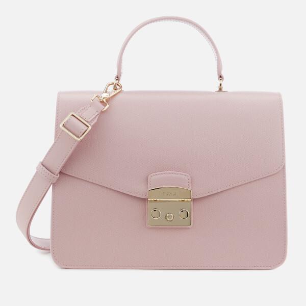 Furla Women's Metropolis Medium Top Handle Bag - Blush