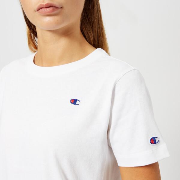 Champion Women's Short Sleeve T-Shirt - White: Image 31