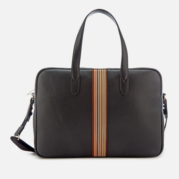 Paul Smith Men's 24 Hour Bag - Black