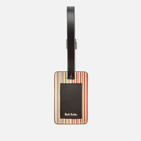 Paul Smith Men's Luggage Tag - Multi