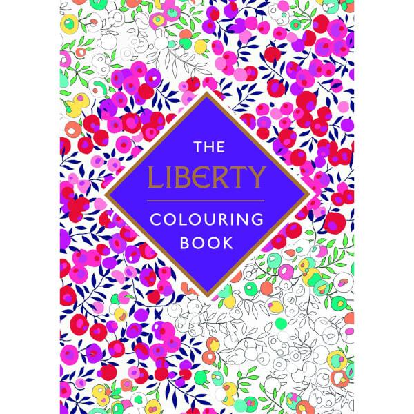 Bookspeed Liberty Colouring Book