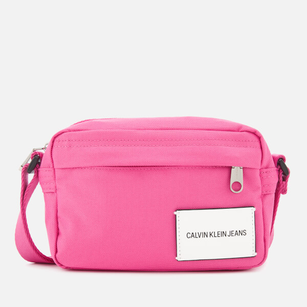 Calvin Klein Women's Sport Essential Camera Cross Body Bag - Wild Orchid