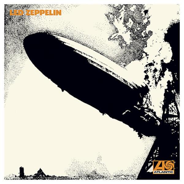 Led Zeppelin I Vinyl