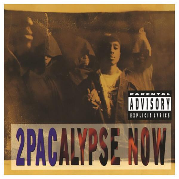 2Pacalypse Now Vinyl