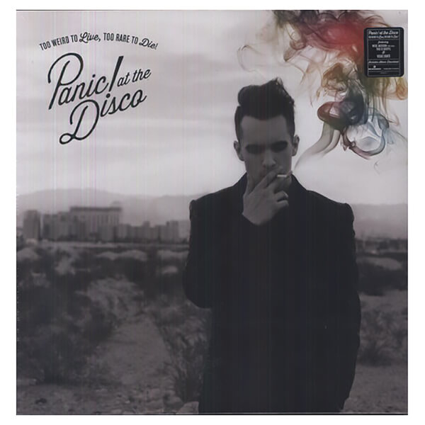 Too Weird To Live Too Rare To Die Vinyl
