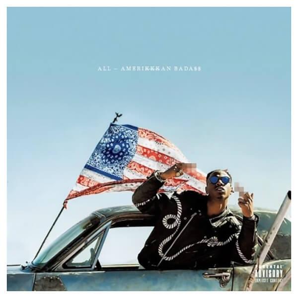 All-Amerikkkan Badass Vinyl