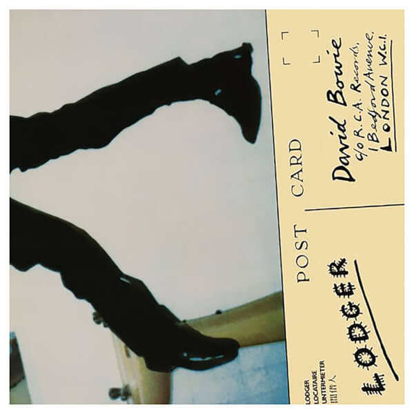 Lodger (2017 Remastered Version) Vinyl