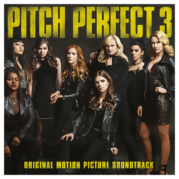 Pitch Perfect 3/O.S.T. Vinyl