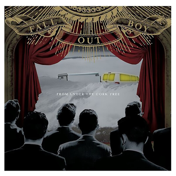 From Under The Cork Tree Vinyl
