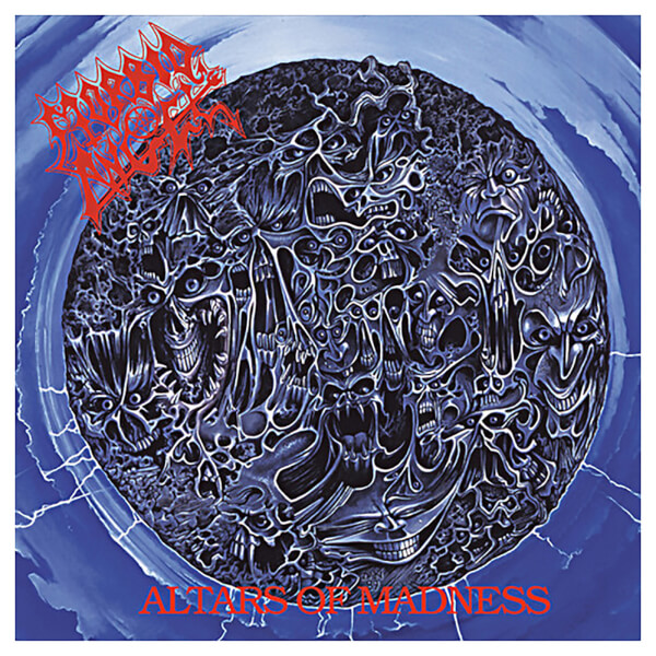 Altars Of Madness Vinyl