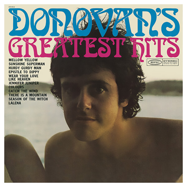 Greatest Hits (1969) Vinyl