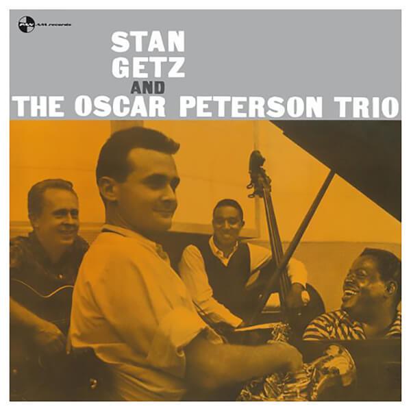 Stan Getz & Oscar Peterson Trio Vinyl