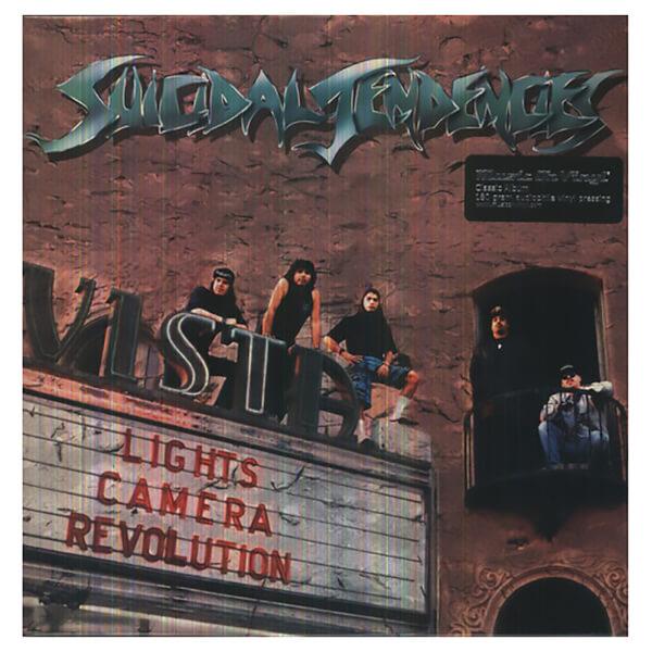 Lights Camera Revolution Vinyl