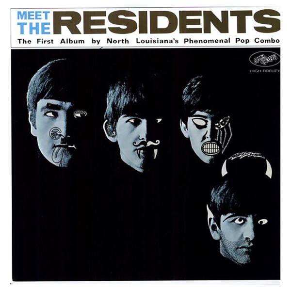 Meet The Residents Vinyl