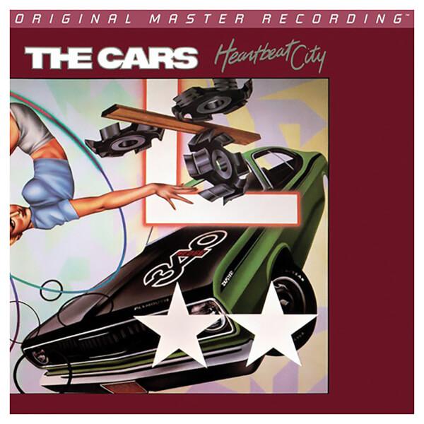 Heartbeat City Vinyl