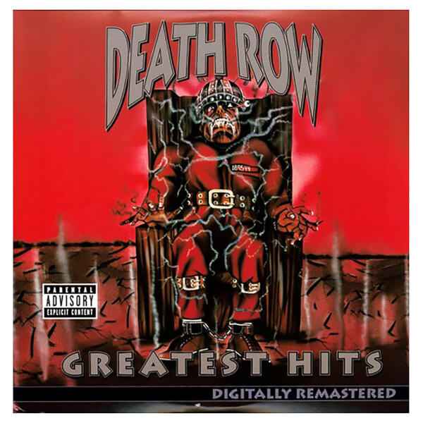 Death Row: G.H./Various Vinyl