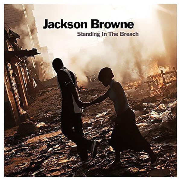 Standing In The Breach Vinyl