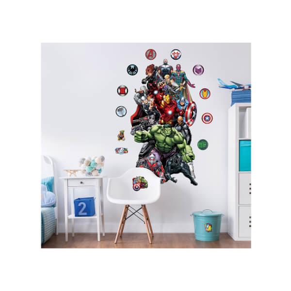 Walltastic Marvel Avengers Large Character Sticker