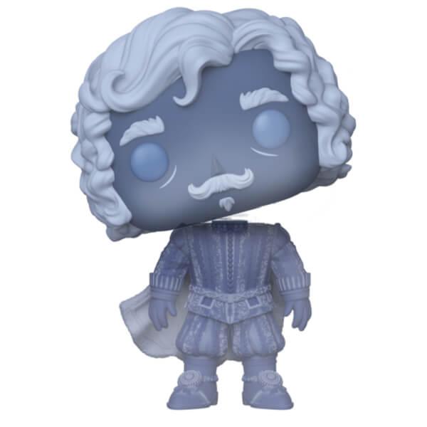 Harry Potter Nearly Headless Nick blue translucent Pop! Vinyl Figure
