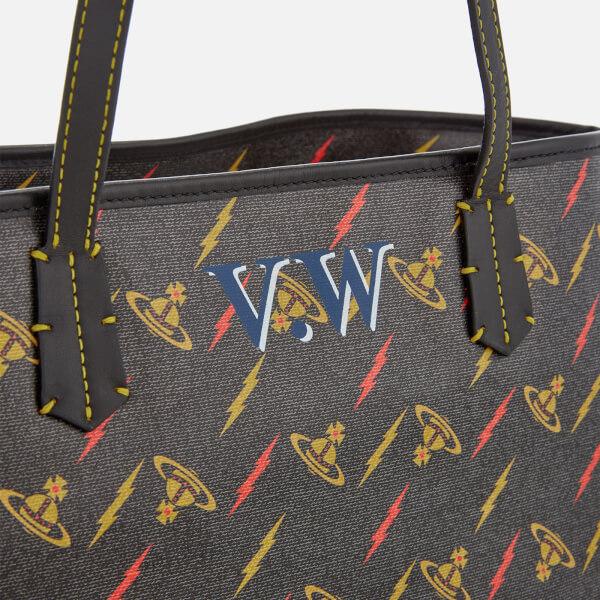 dc54e3b259 Vivienne Westwood Women's Colette Small Shoulder Bag - Black: Image 3