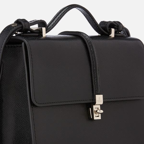 Vivienne Westwood Women s Sofia Medium Shoulder Bag - Black  Image 4 937fe1e3ecd54