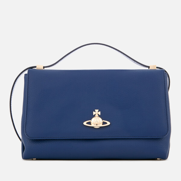 Vivienne Westwood Women's Balmoral Large Bag - Navy