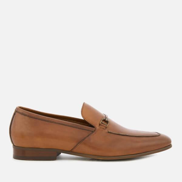 Dune Men's Paulinho Leather Loafers - Tan