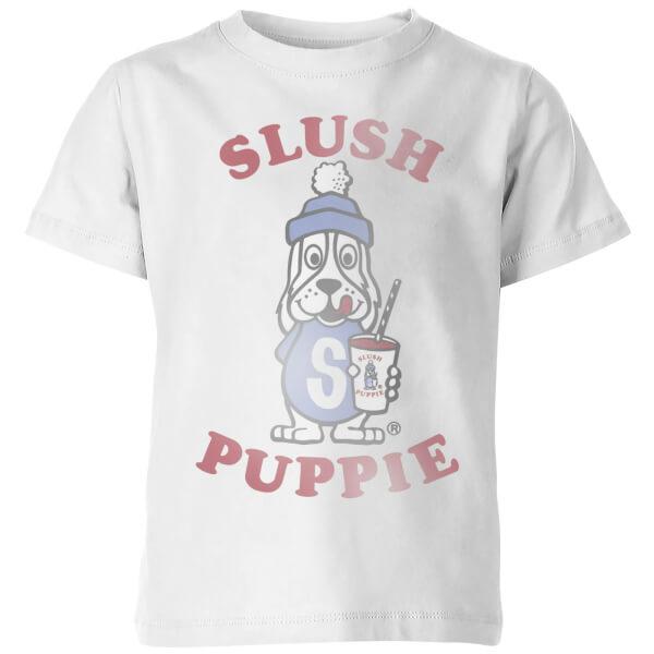 Slush Puppie Slush Puppie Kids' T-Shirt - White