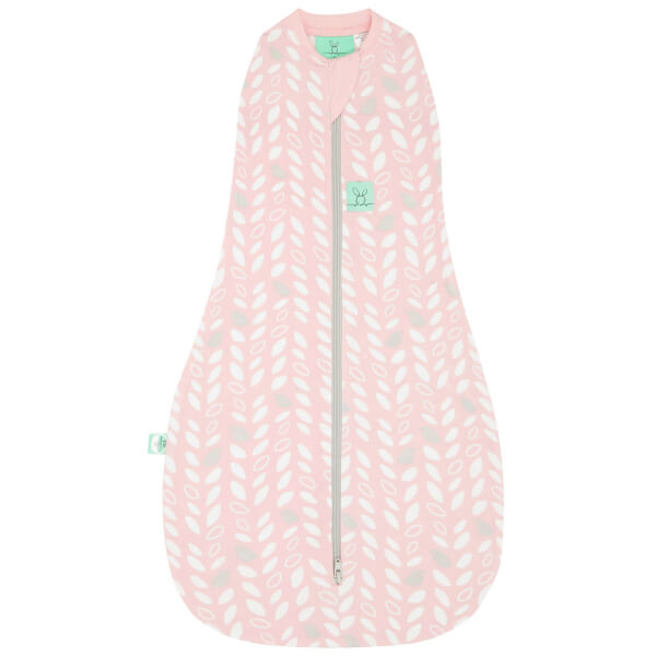 ergoPouch Cocoon Swaddle and Sleep Bag - 1 Tog - Spring Leaves